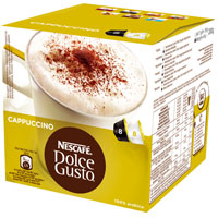 Gusto Dolce PACK16 Capuccino 12371536