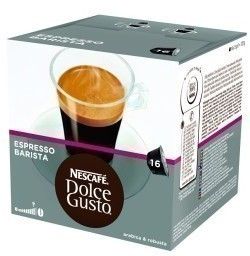 Gusto Dolce PACK16 Barista 12393652