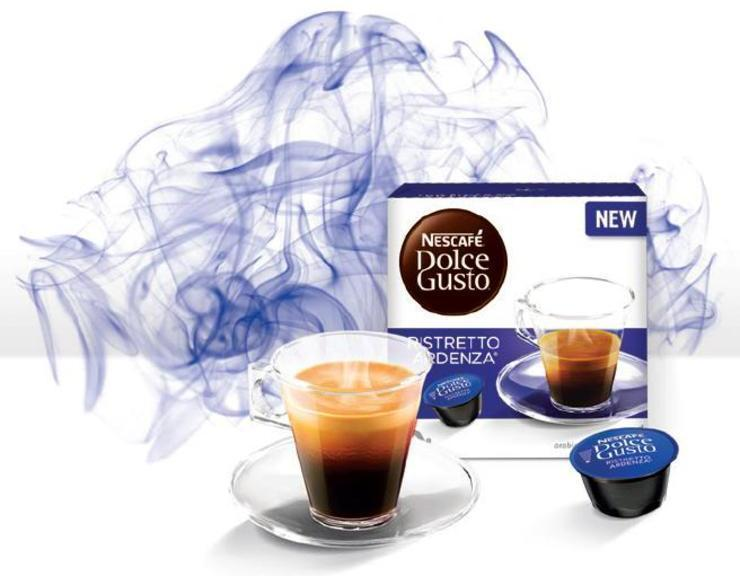 Gusto Dolce PACK16 Ristretto-ardenza