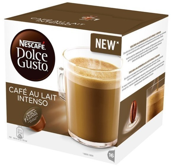 Gusto Dolce PACK16 Con-leche Intenso 12412560