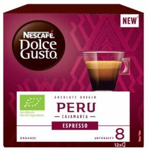 Gusto Dolce PACK12 Peru 12356379