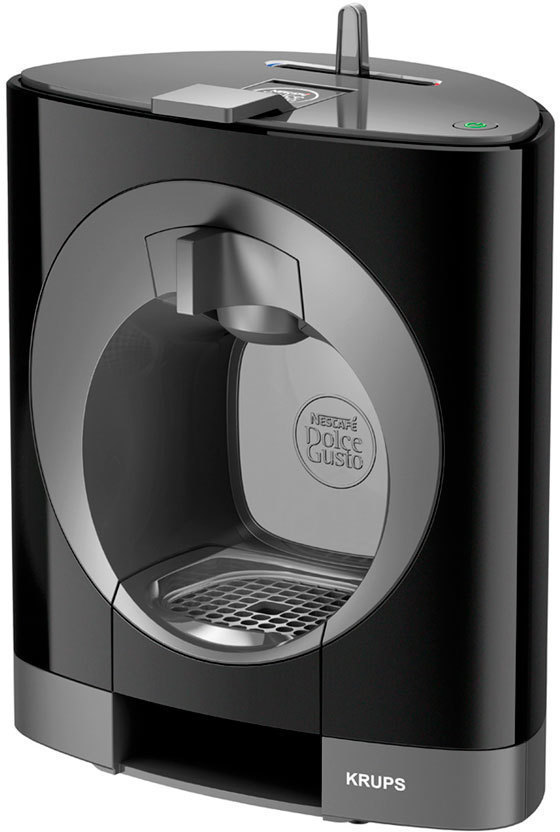 Cafetera Krups KP1108IB Dolce-gusto Oblo Negra